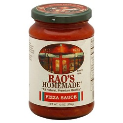 Raos Homemade Pizza Sauce 13oz
