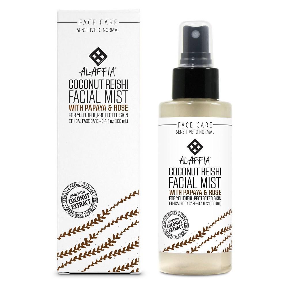 Image of Alaffia Coconut Reishi Facial Mist - 3.4 fl oz