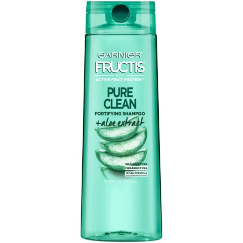 Garnier Fructis Pure Clean Fortifying Shampoo+Aloe Extract - 12.5 fl oz - image 1 of 4