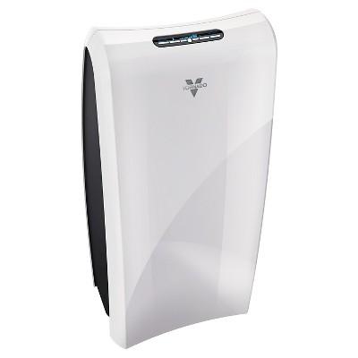 Vornado AC550 Whole Room True HEPA Air Purifier White