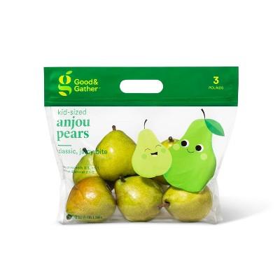 Kid-Sized Anjou Pears - 3lb Bag - Good & Gather™