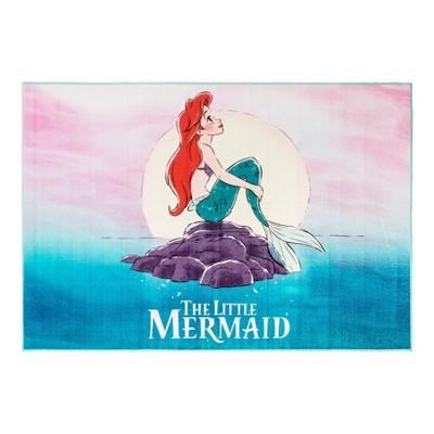 """54""""x78"""" Little Mermaid Area Rug"""