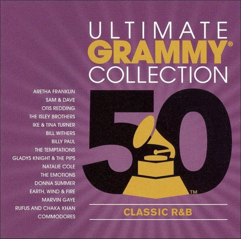 Various - Ultimate grammy:Classic r&b (CD) - image 1 of 1