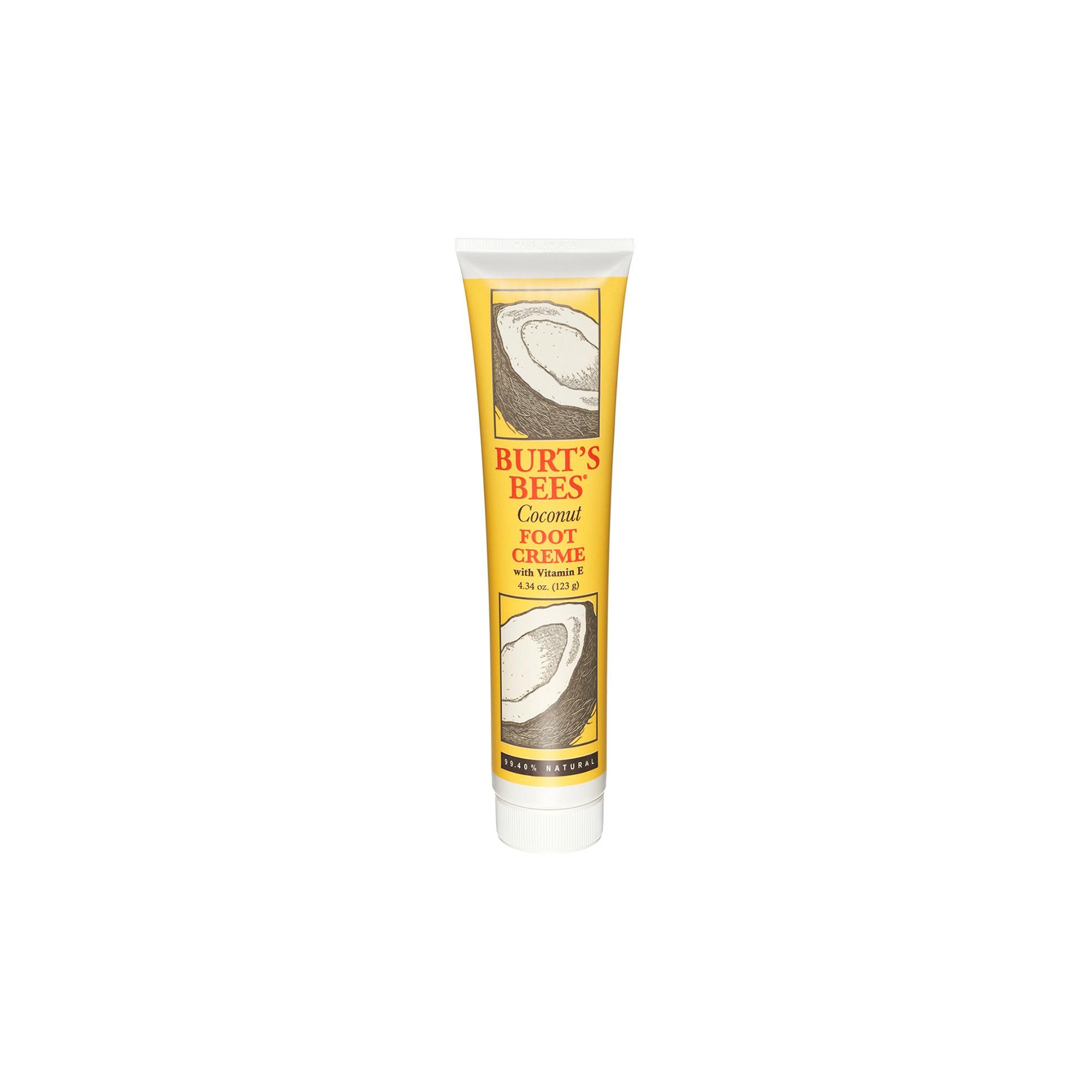 Burt's Bees Foot Cream - Coconut - 4.34 oz