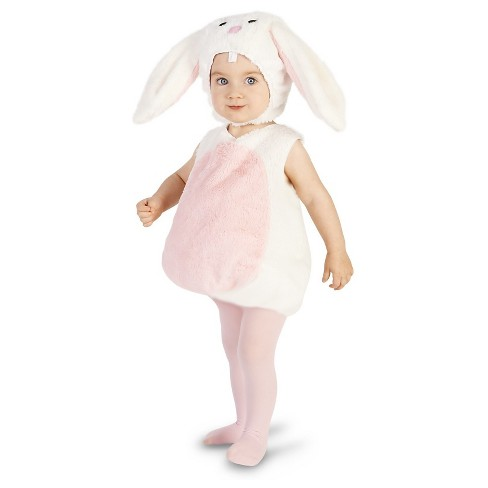 Baby Girls' Snugly Rabbit Costume - image 1 of 5