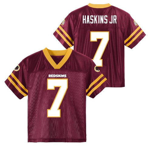 lowest price 3d837 6b96f NFL Washington Redskins Toddler Boys' Dwayne Haskins Jersey