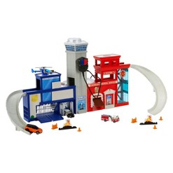 Matchbox Rescue Headquarters Deluxe Playset