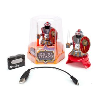 HEXBUG Micro Titans Centurion