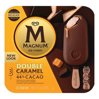 Magnum Ice Cream Bars Double Caramel - 3ct