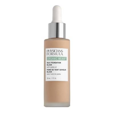 Physicians Formula Organic Wear Silk Foundation Elixir - 1 fl oz