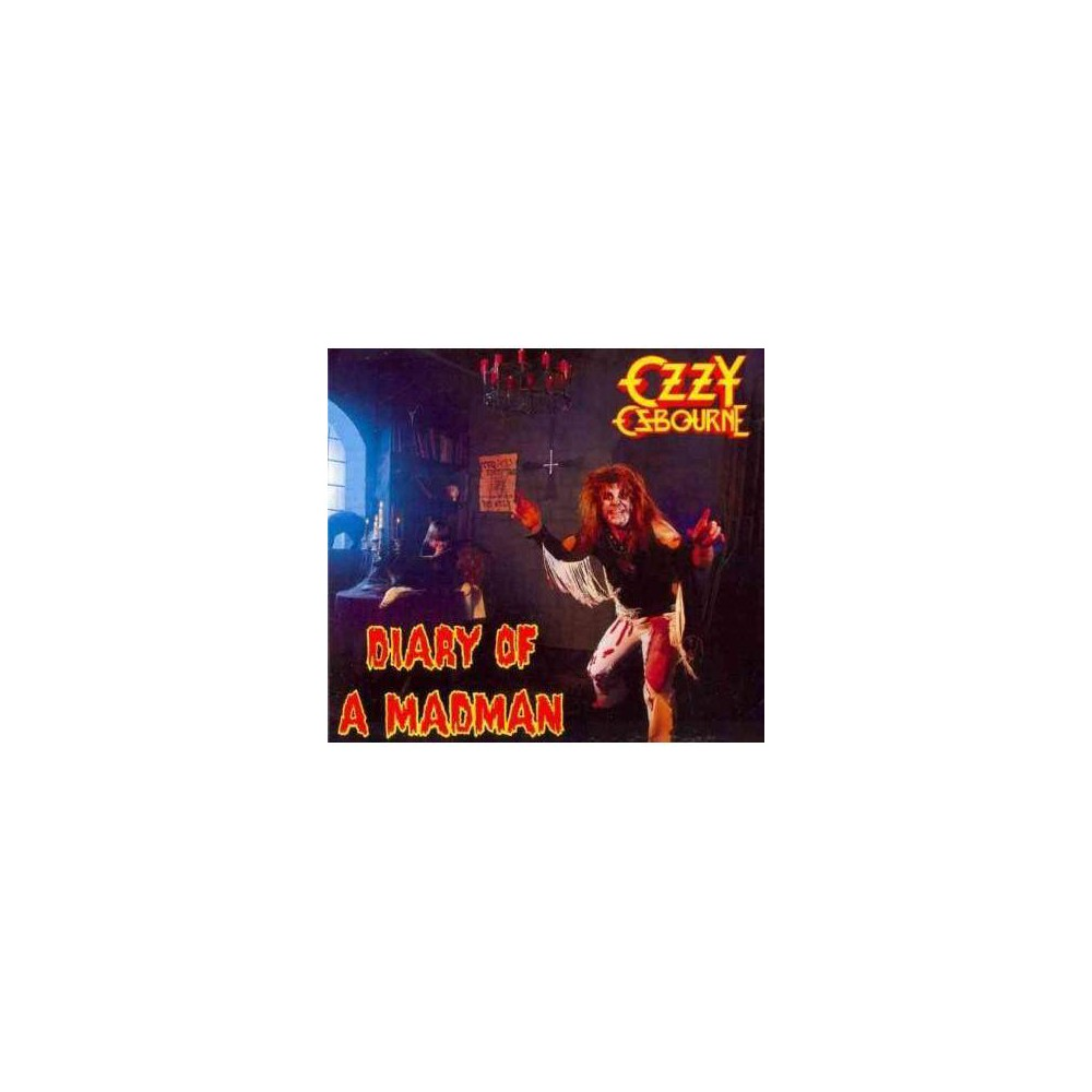 Ozzy Osbourne - Diary of A Madman (Legacy Edition) (CD) Coupons