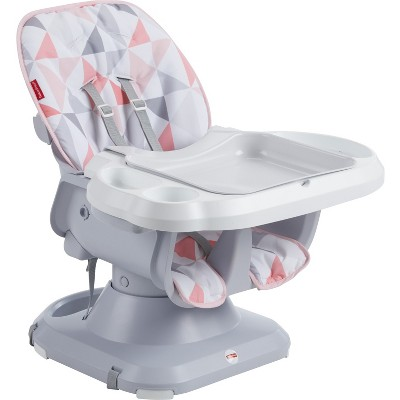 Fisher-Price SpaceSaver High Chair - Rosy Windmill