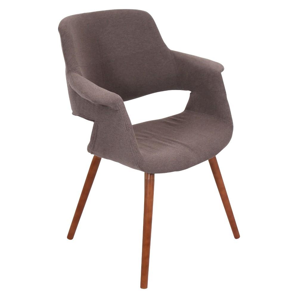Vintage Flair Dining Chair Wood/Brown - LumiSource