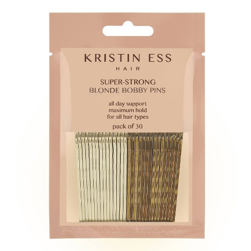 Kristin Ess Super-Strong  Bobby Pins  - image 1 of 3