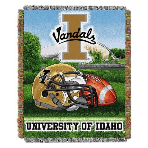 Ncaa Northwest Tapestry Throw Blanket Idaho Vandals 48 X 60 Target