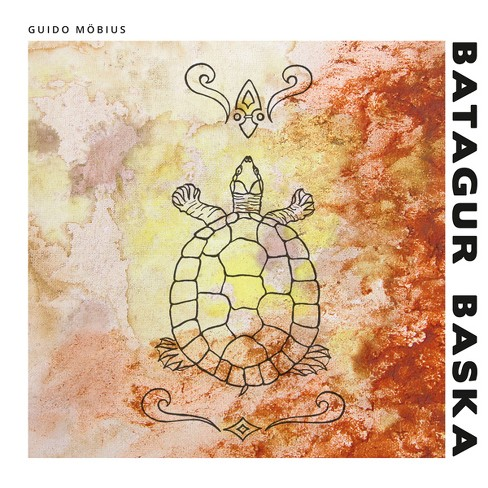 Guido mobius - Batagur baska (CD) - image 1 of 1