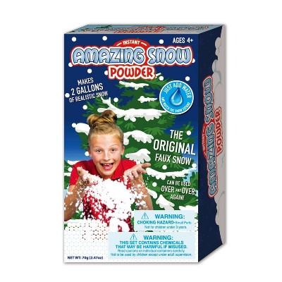 Amazing Super Snow Powder - Be Amazing! Toys
