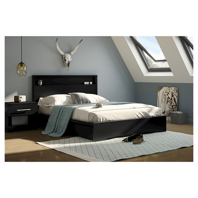 Attractive Basic Platform Bed With Storage   South Shore : Target