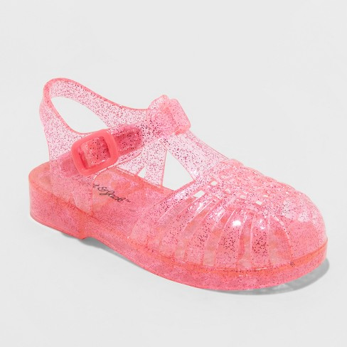 Toddler Girls' Cappi Jelly Sandals - Cat & Jack™ - image 1 of 3