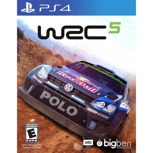 WRC 5 PRE-OWNED - PlayStation 4 - image 1 of 1