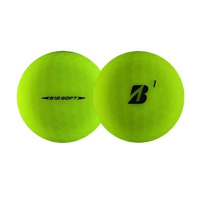 Bridgestone e12 Contact Green Golf Ball - Dozen