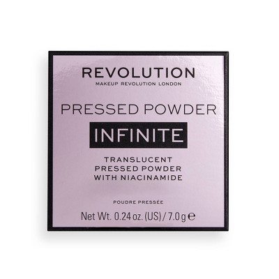 Makeup Revolution Infinite Universal Pressed Powder - 0.5oz