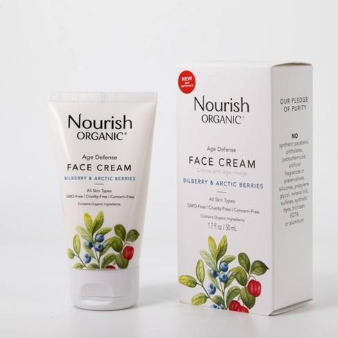 Nourish Organic Age Defense Cream - 1.7 fl oz - image 1 of 3