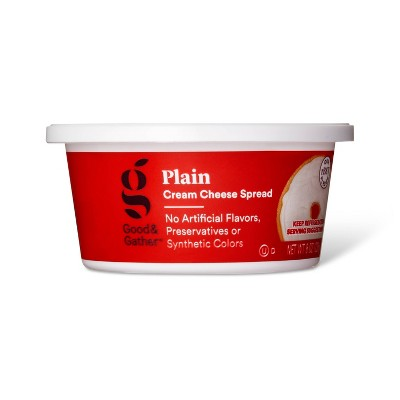 Plain Cream Cheese Spread - 8oz - Good & Gather™