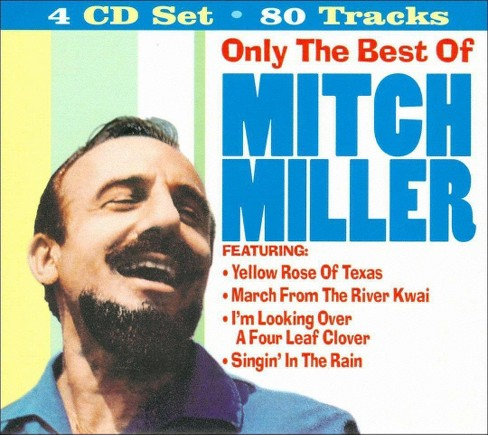 Mitch miller - Only the best of mitch miller (CD) - image 1 of 1