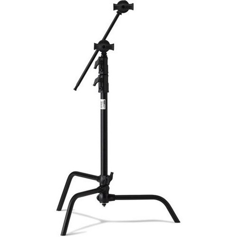 Kupo 20  Master Raiser C-Stand with Sliding Leg Kit with 2.5  Grip Head and 20  Grip Arm with Hex Stud, Black - image 1 of 2