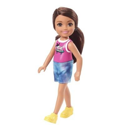 Barbie Chelsea Doll - Sparkly Skirt