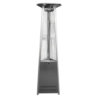 Commercial Stainless Steel Glass Tube Patio Heater