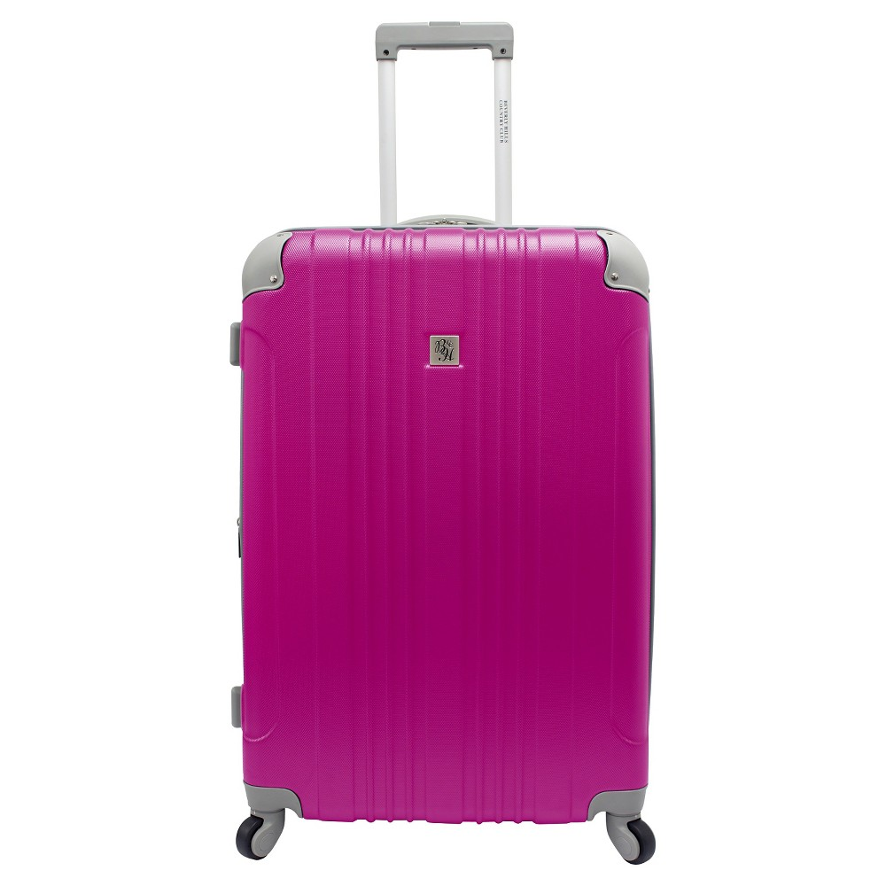 Beverly Hills Country Club Newport 28 Hardside Spinner Suitcase - Magenta (Pink)