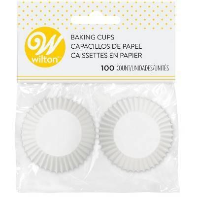 Wilton Mini Muffin Cups - 100ct