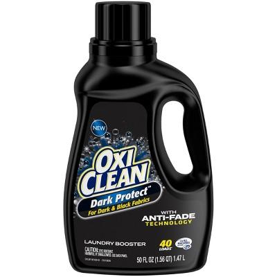 OxiClean Dark Protect Liquid Laundry Additive - 50 fl oz