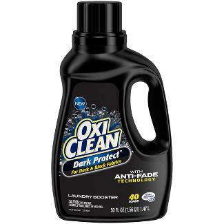 OxiClean Dark Protect Liquid Stain Remover - 50oz