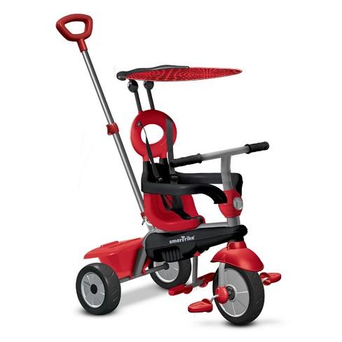 smarTrike Zoom 3-in-1- Red - image 1 of 6