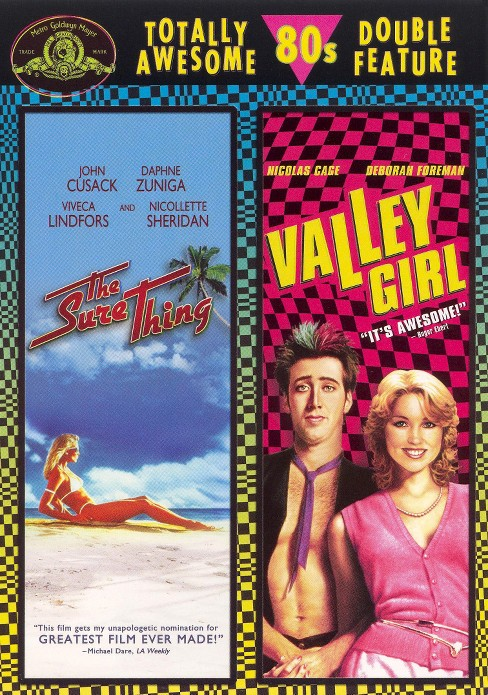 The Sure Thing/Valley Girl [2 Discs] - image 1 of 1