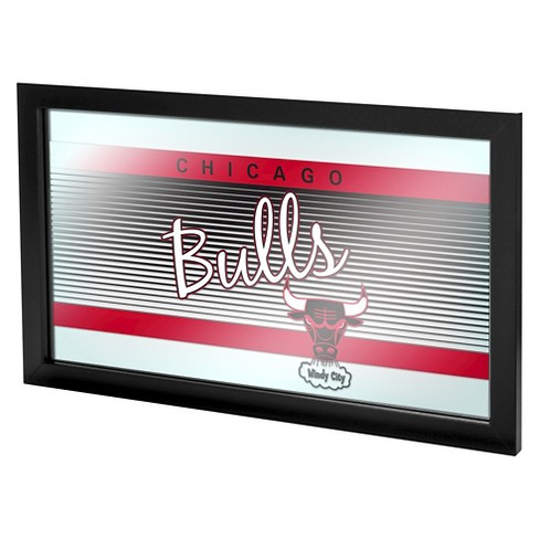 Chicago Bulls Team Logo Wall Mirror - image 1 of 1