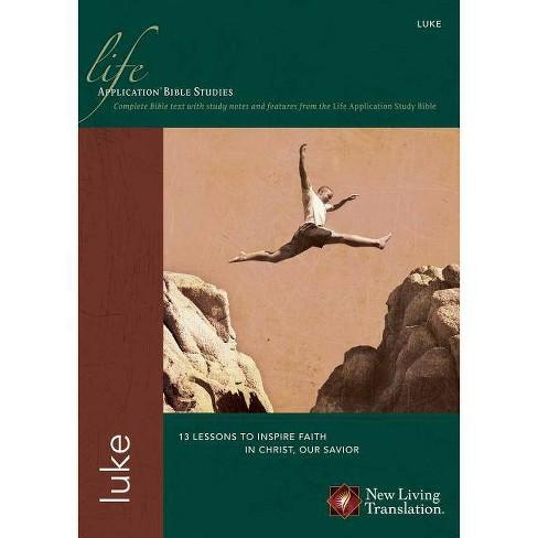 Luke - (Life Application Bible Studies) (Paperback) - image 1 of 1
