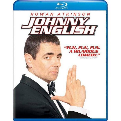 Johnny English (Blu-ray) - image 1 of 1