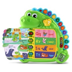 LeapFrog Dino Friends Delightful Day Book