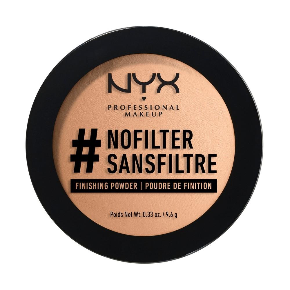 Nyx Professional Makeup #nofilter Finishing Powder Classic Tan - 0.33oz