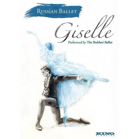 Russian Ballet: Giselle (DVD) - image 1 of 1