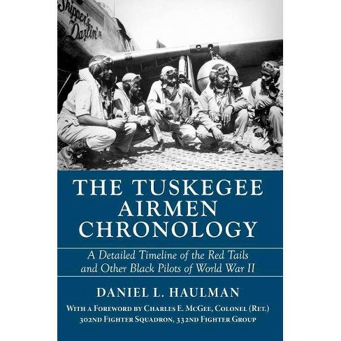 The Tuskegee Airmen Chronology - by  Daniel Haulman (Paperback) - image 1 of 1