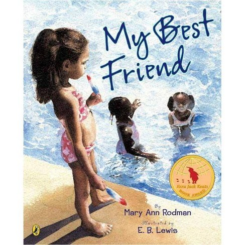 My Best Friend - by  Mary Ann Rodman (Paperback) - image 1 of 1