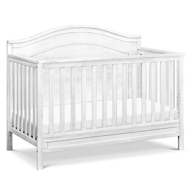 Davinci Charlie 4-In-1 Convertible Crib - Cottage White