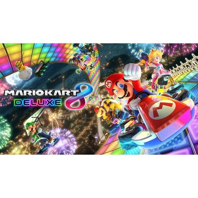 Mario Kart 8 Deluxe - Nintendo Switch (Digital)