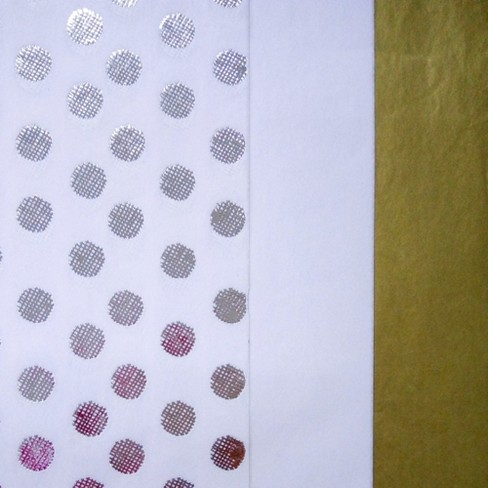 20ct Polkadots Pattern Tissue Paper - Spritz™ - image 1 of 1