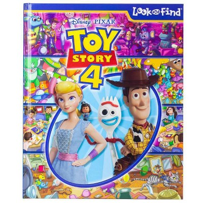 Disney-Pixar Toy Story 4 - (Look and Find) (Hardcover)